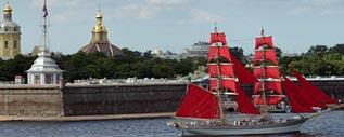 Туры в Петербург летом